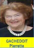 Gachedoit pierrette